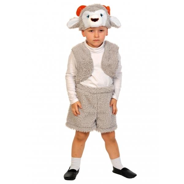 Карнавальный костюм Барашек k00-3049