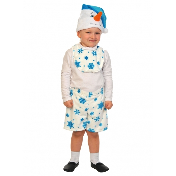 Карнавальный костюм Снеговик K01-3012