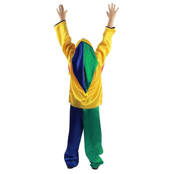 Маскарадный костюм Скоморох арт 101 034 104