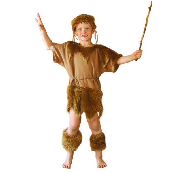 Маскарадный костюм Первобытный мальчик арт. 101 053 110