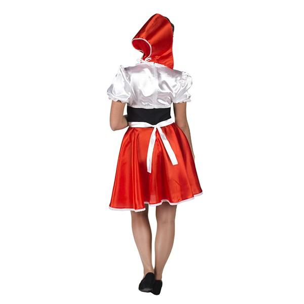 Карнавальный костюм Красная шапочка арт. 102 003 164