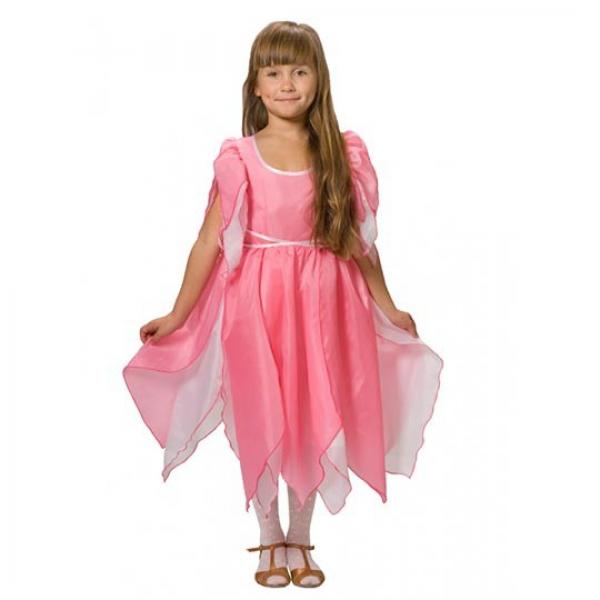 Маскарадный костюм Дюймовочка (розовый цвет) арт. 102 005 122