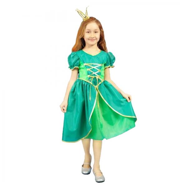 Маскарадный костюм Царевна-лягушка арт. 103018110