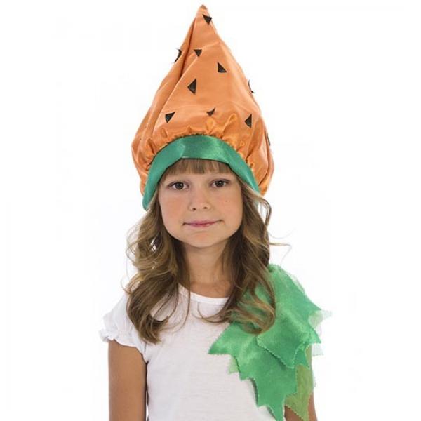 Шапочка Морковка арт 106 110