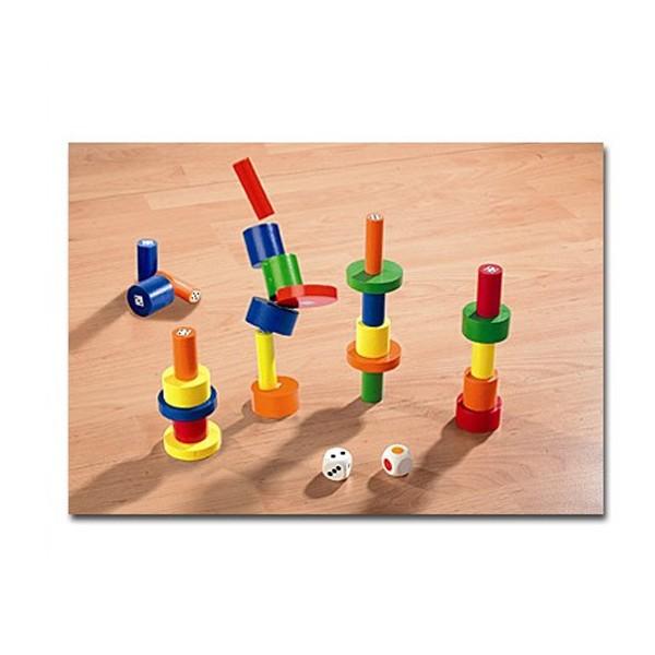 Детская развивающая игра «Башенки» арт. 22303