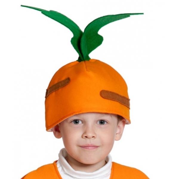Шапочка Морковка К4118