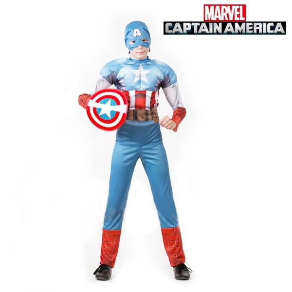 Костюм Капитан Америка арт 5091