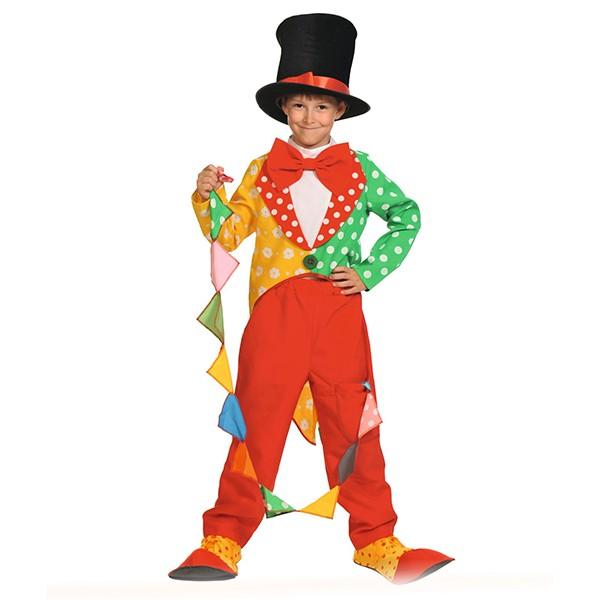 Карнавальный костюм Клоун Фокусник k5095