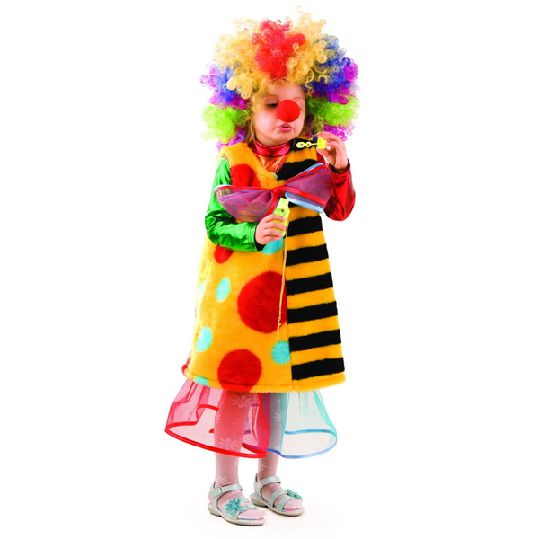 Карнавальный костюм Клоунесса Ириска