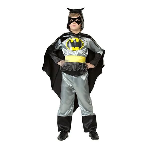 Карнавальный костюм Бэтмен (черный плащ)