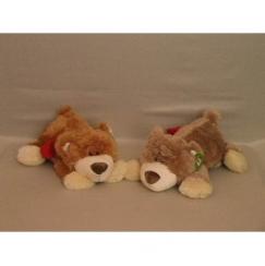 Мягкая игрушка Медведь с сердечком в кармашке