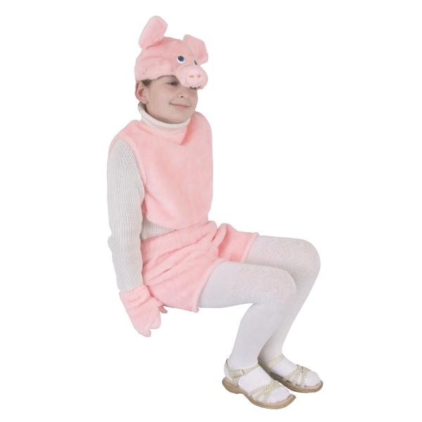 Маскарадный костюм Поросенок арт. 7С-383а