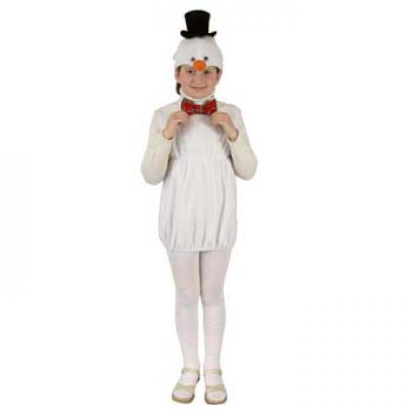 Маскарадный костюм Снеговик арт. 7C-472