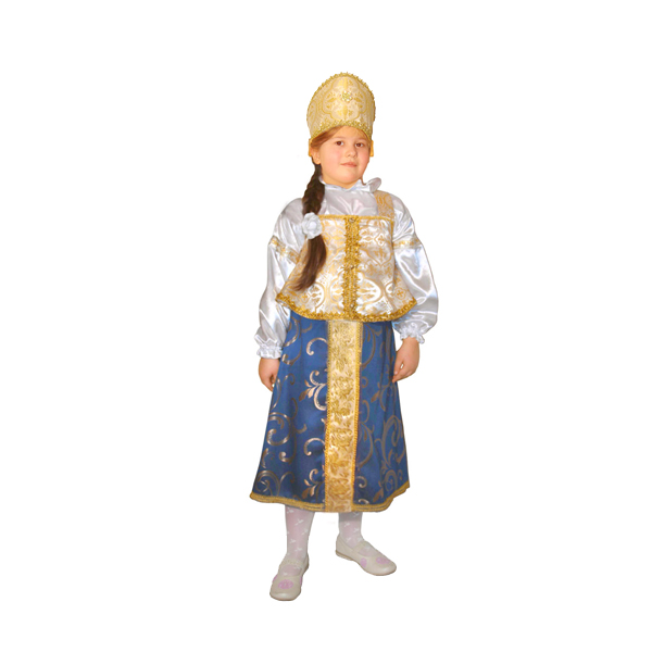 Маскарадный костюм Царевна арт.  7C-737