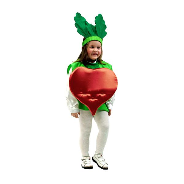 Карнавальный костюм Свекла арт. 7C-888