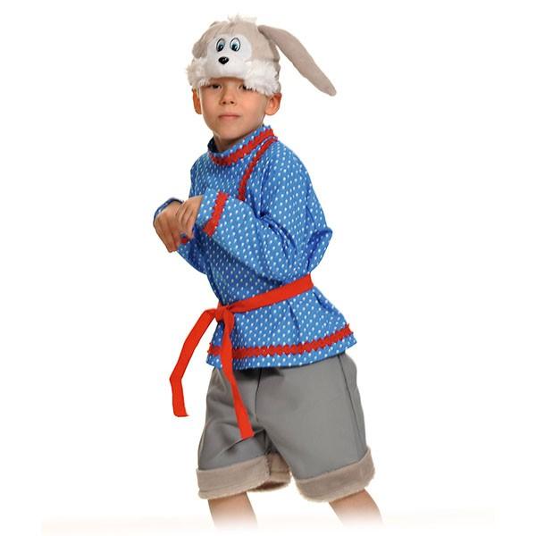 Карнавальный костюм Зайчик Побегайчик k8002