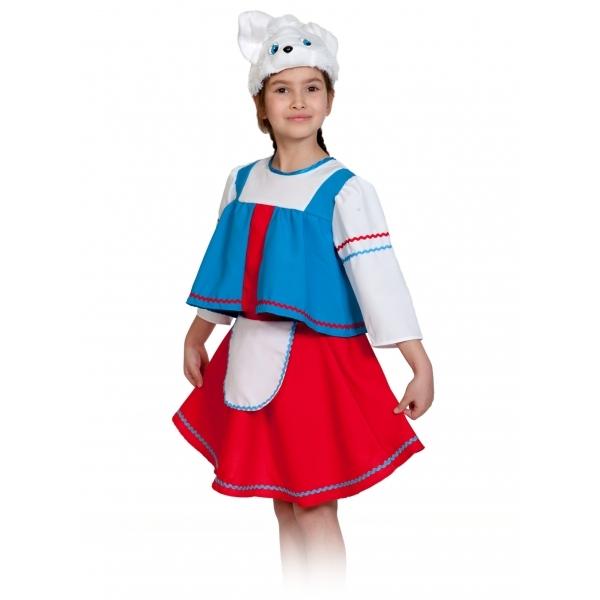 Карнавальный костюм Зайка Хозяйка k8022