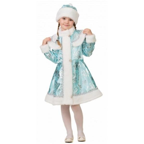 Снегурочка бирюзовая