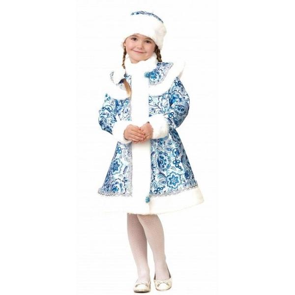 Снегурочка Гжель 2