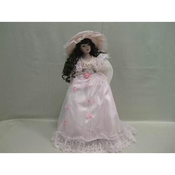 Фарфоровая кукла Alexis