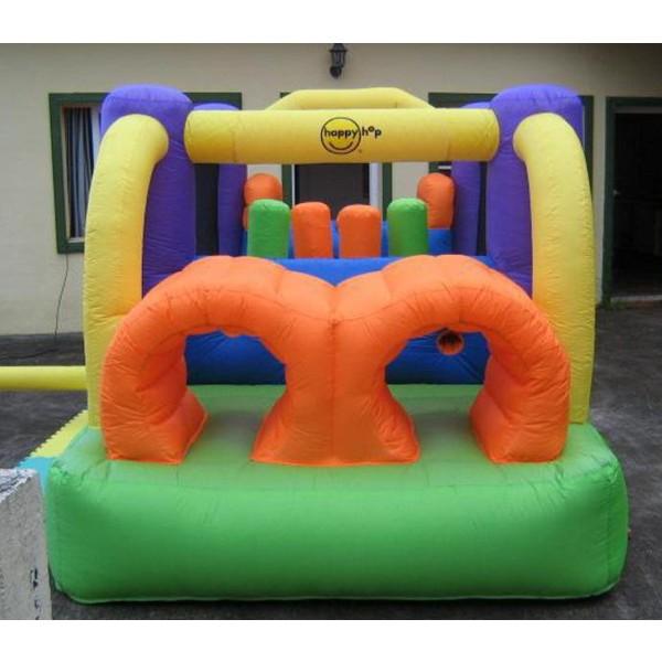 Детский надувной Игровой центр Полоса препятствий HAPPY HOP