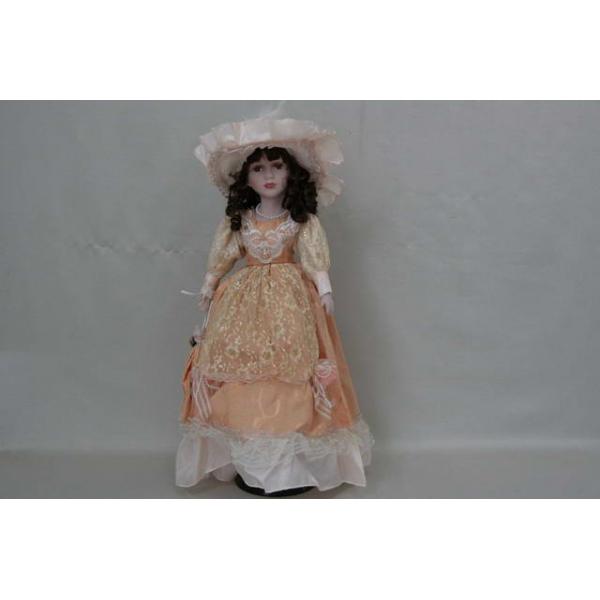 Фарфоровая кукла Hailey