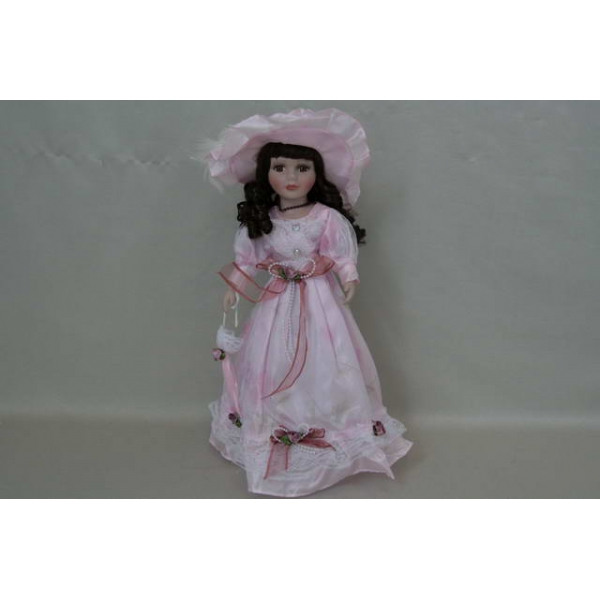 Фарфоровая кукла Ashley