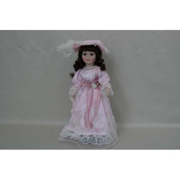 Фарфоровая кукла Natalie