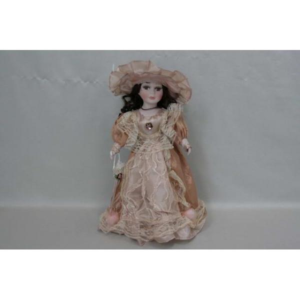 Фарфоровая кукла Alyssa