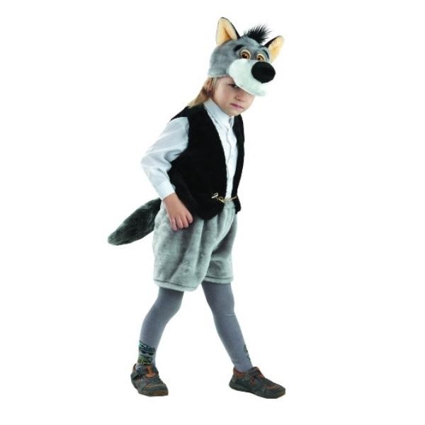 Карнавальный костюм Волк Семён