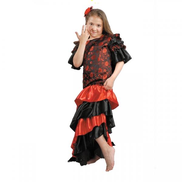 Карнавальный костюм Кармен