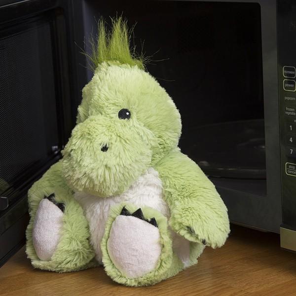 Игрушка-грелка Динозавр