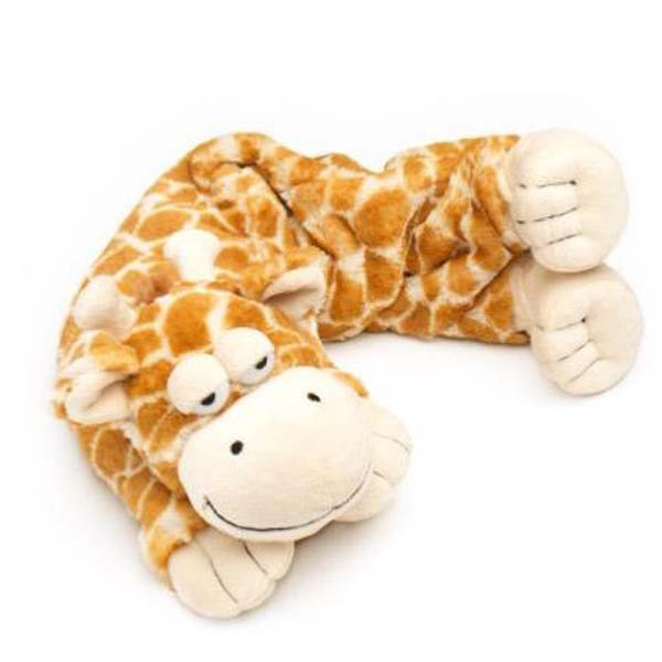 Игрушка шарф Жираф