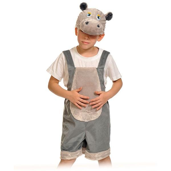 Карнавальный костюм Бегемотик k3073