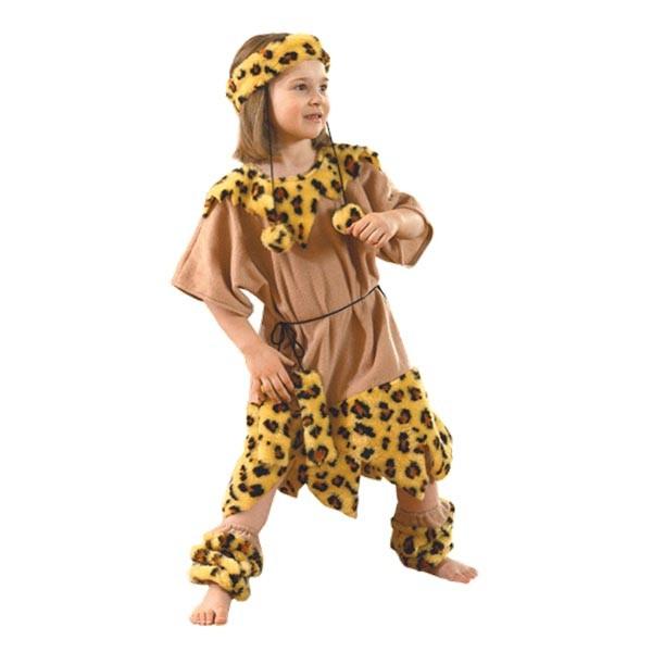 Карнавальный костюм Первобытная девочка арт. 102 054 110