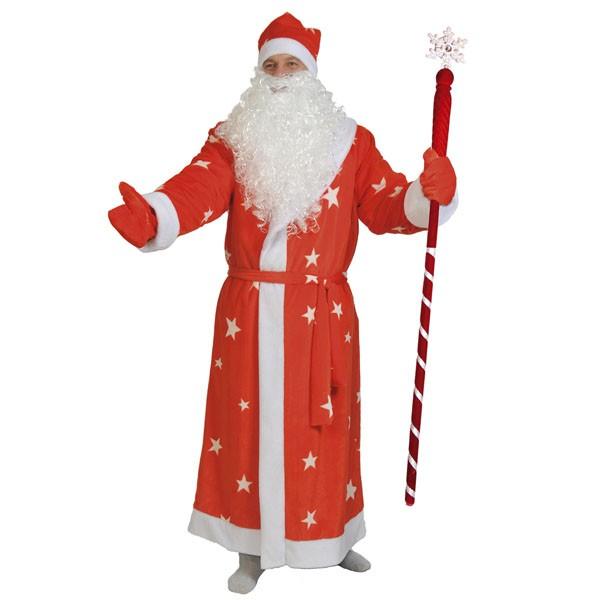 Костюм Дед Мороз 1033-XL