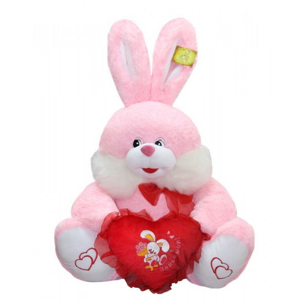 Мягкая игрушка кролик Пьер