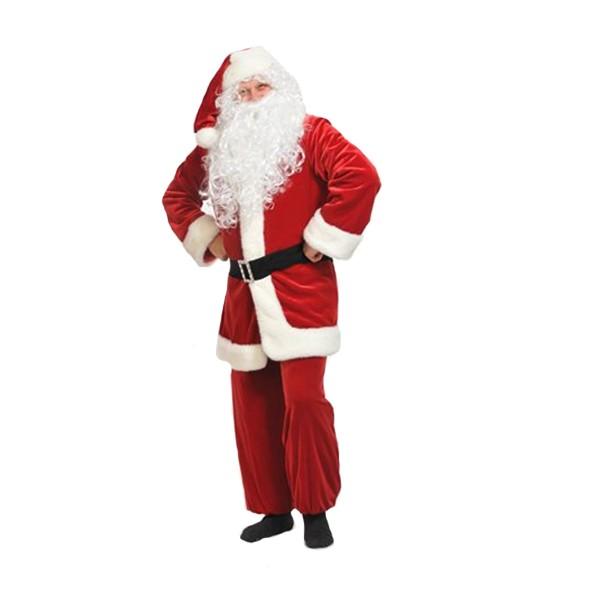Маскарадный костюм Санта Клаус арт. 1002