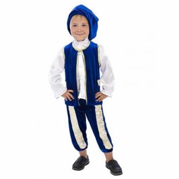 Маскарадный костюм Принц Люкс арт. 101 052 110