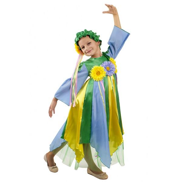 Маскарадный костюм Весна арт. 102 001 110