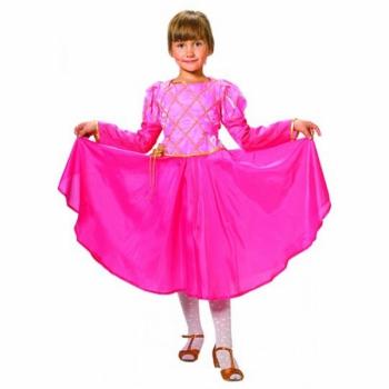 Маскарадный костюм Принцесса (розовый цвет) арт. 102 009 124