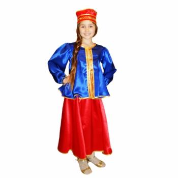 Маскарадный костюм Масленица арт. 102 030 116