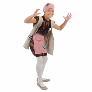 Маскарадный костюм Баба Яга арт. 102 032 122