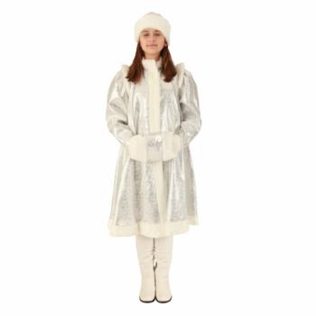 Маскарадный костюм Снегурочка арт. 104002146