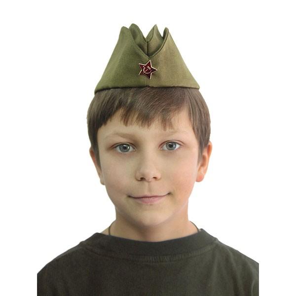 Пилотка детская арт 108 004