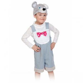 Карнавальный костюм Мышонок k2028