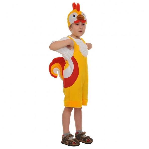 Карнавальный костюм Петушок  k2055