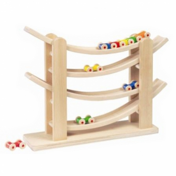 Детская развивающая игра Стенд с машинками Роллер