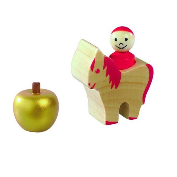 Детская развивающая Настольная игра «Золотое яблоко» арт. 22370