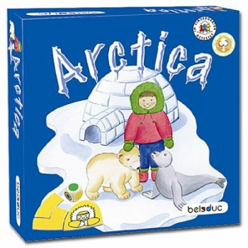 Детская развивающая Настольная игра «Арктика» арт. 22413